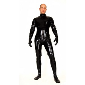 Catsuit homme en latex - Vêtements SM Latexa